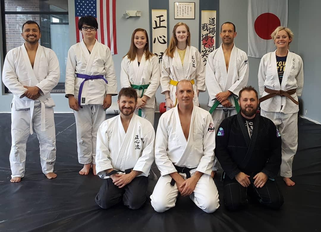 wilmington nc martial arts - seminar group picture